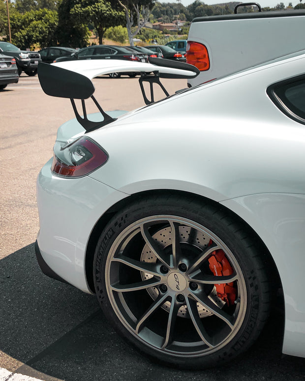 RS-Style Wing Endplates (981 GT4) - RSNV