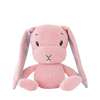 Peluche Lapin Bebe Rose - Peluche planete