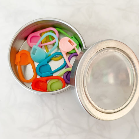 Stitch Markers - Locking plastic stitch markers
