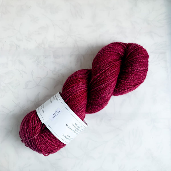 Eternal Love - Trollfjord sock - Tonal Yarn - Hand dyed yarn