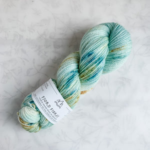 Balance- Yarn of the month club - Trollfjord sock - Variegated Yarn - Hand dyed yarn