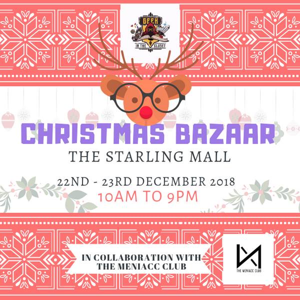 Christmas Bazaar at Starling Mall