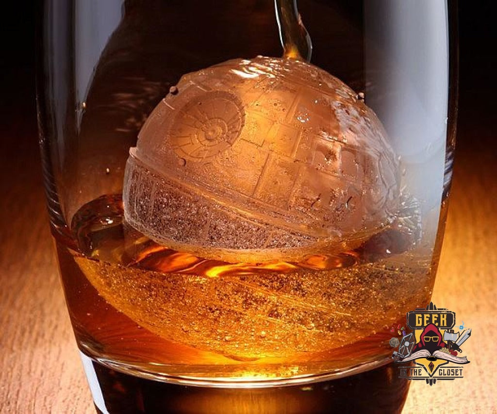 Death Star Ice Mould