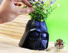 Darth Vader Flower Pot