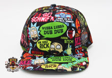 Rick And Morty Cap