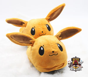 Eevee House Slippers