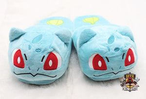 Bulbasaur House Slippers