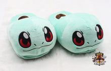 Squirtle House Slippers