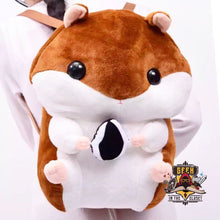 Hamster Plush Backpack
