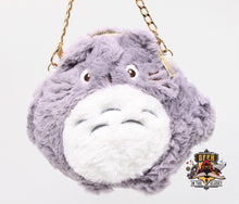 Mini Plush Totoro Sling Bag Bags