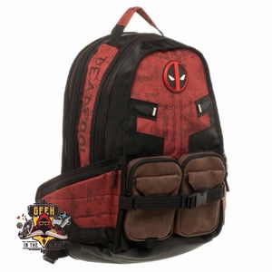 Deadpool Tactical Backpack