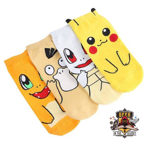 Pokémon Ankle Socks