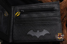Batman Gray Wallet Wallets