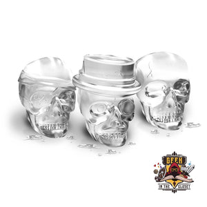 Skull Ice Molds Mould