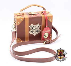 Harry Potter Hogwarts Trunk Crossbody Bag Bags