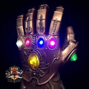 Infinity Gauntlet With Lights