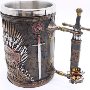 Game Of Thrones Tankard Mug Mugs