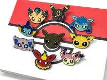 Eevee Evolution Steel Pins