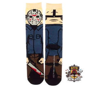 Jason Vorhees Socks