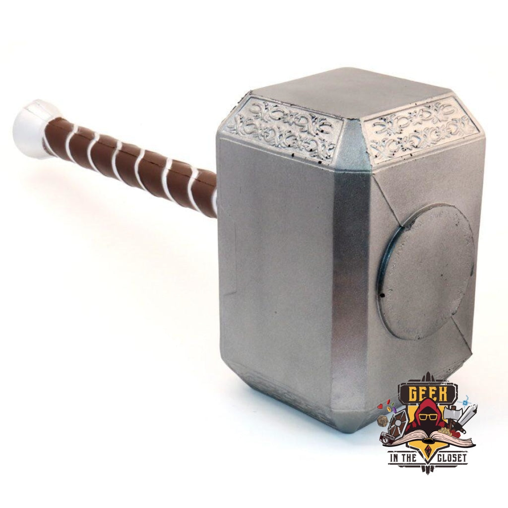 Mjolnir High Density Foam Prop Foam Weapons