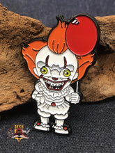Chibi IT Pennywise the dancing clown Geeky Steel Pin