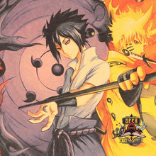 Naruto Sasuke And Poster