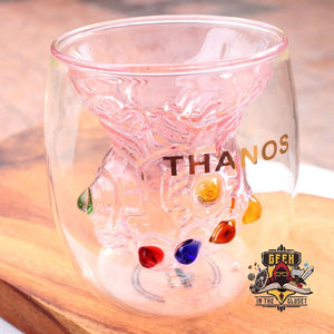 Infinity Gauntlet Glass