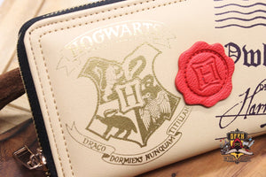 Harry Potter Hogwarts Letter Purse Bags