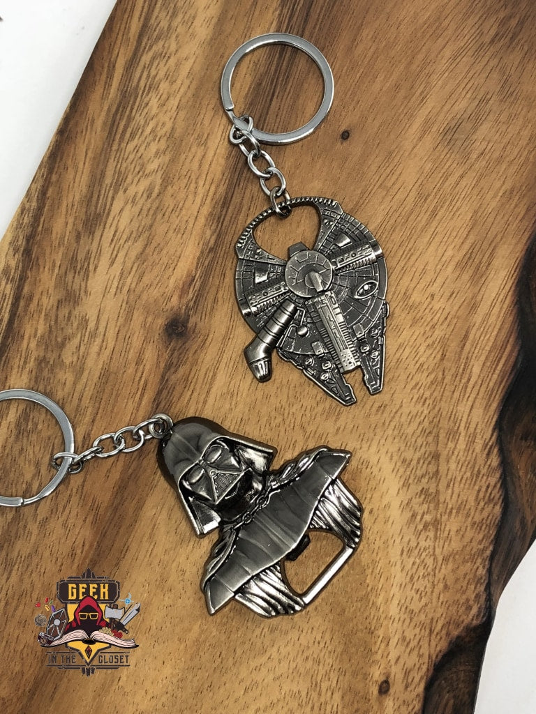Star Wars Key Chains/ Bottle Opener Chain