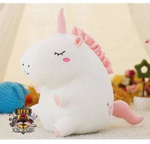 Chubby Unicorn Plush Toys