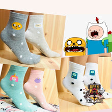 Adventure Time Character Socks