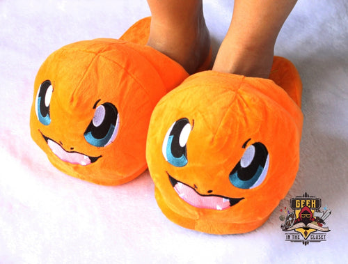 Charmander Slippers