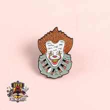 IT Pennywise Geeky Steel Pin