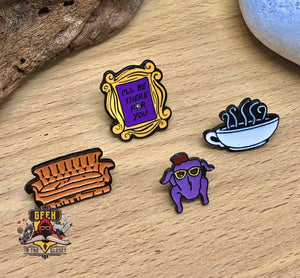 Friends Pins Pins