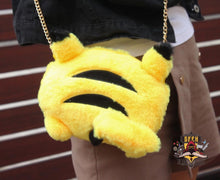 Pikachu Plush Sling Bag Bags