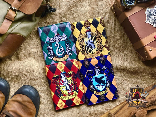 Harry Potter House Passport Holders Holder