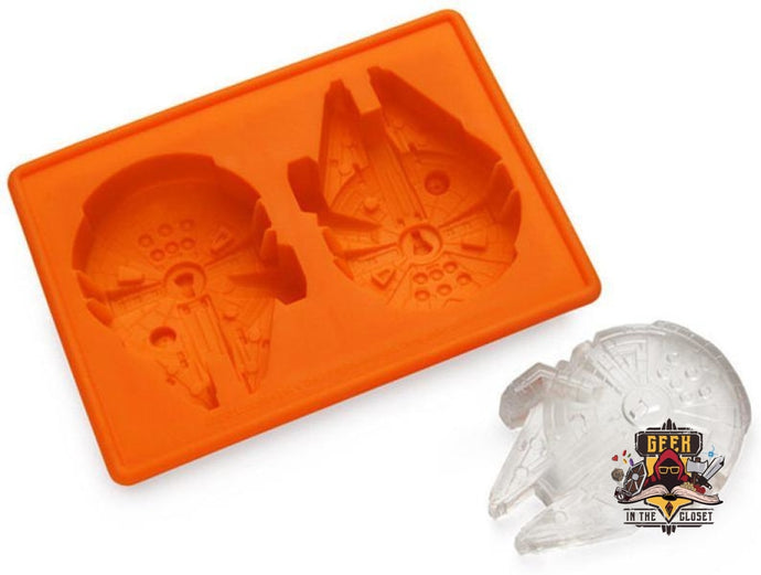 Star Wars Ice Trays Mould