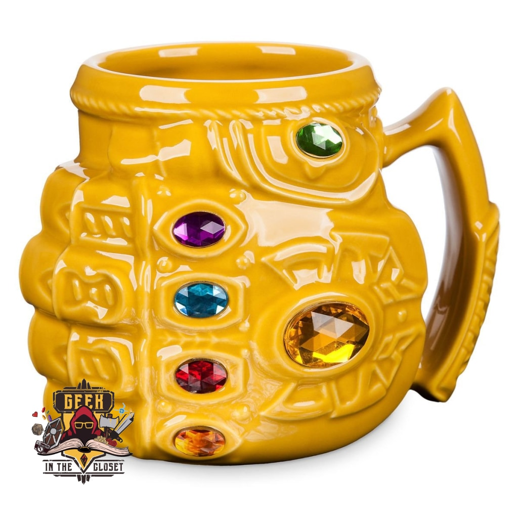 The Infinity Gauntlet Mug Mugs