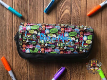 Rick And Morty Pencil Case