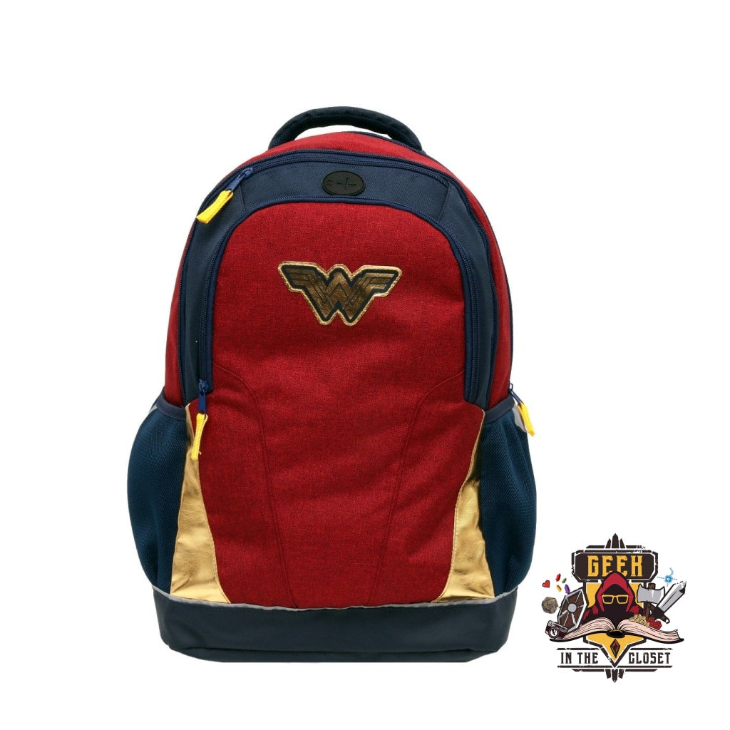 Wonder Woman Backpack
