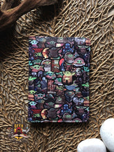 The Mandalorian Baby Yoda Passport Holder