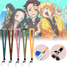Demon Slayer Kimetsu No Yaiba Geeky Fashion Lanyard