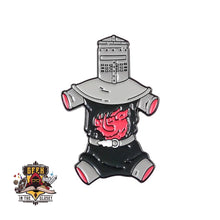Monty Python Holy Grail Black Knight Steel Geeky pin