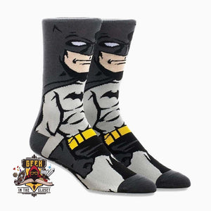 DC Batman Geeky Long Socks