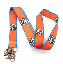 Dragonball Geeky Fashion Lanyard