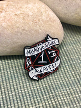 Dungeons and Dragons Pin