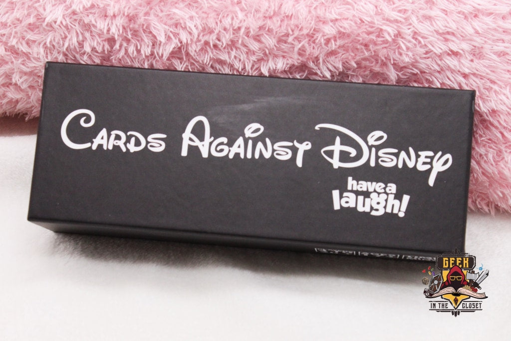 Cards Against Disney Card Game