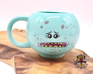 Mr Meeseeks Mug Mugs