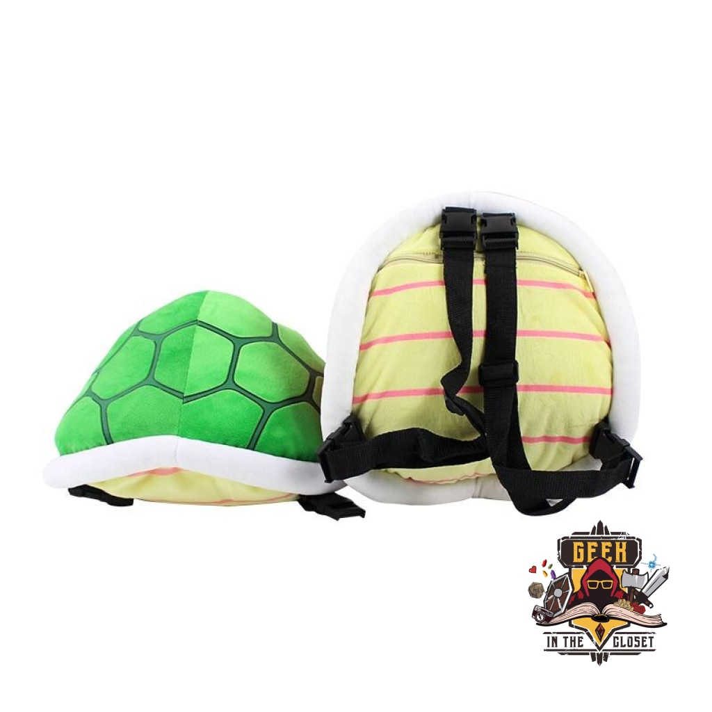 Koopa Troopa Shell Kids Backpack