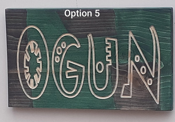 Ogun Sign - 9-energy.myshopify.com
